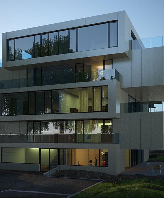 Apartamenty D6
